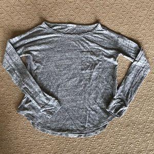Standard JAMES PERSE Long Sleeve Tee Shirt - Sz 1